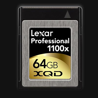 Lexar XQD 1100x